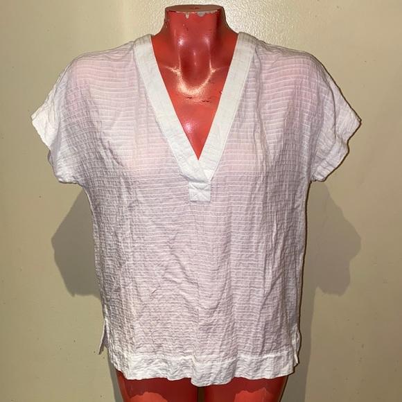 Marine Layer top shirt blouse